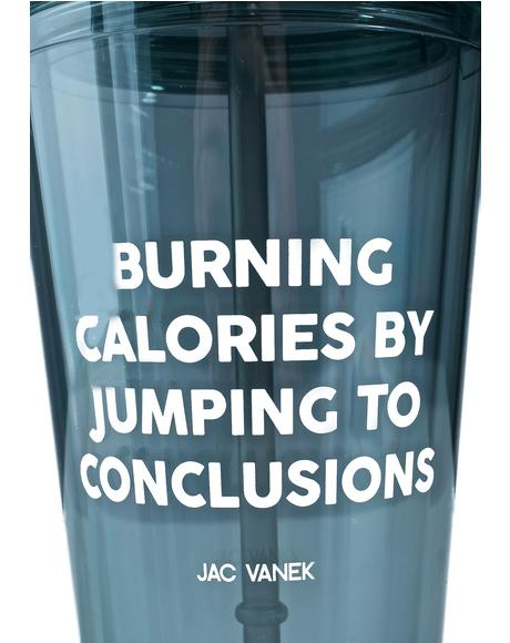 Burning Calories Drink Tumblr