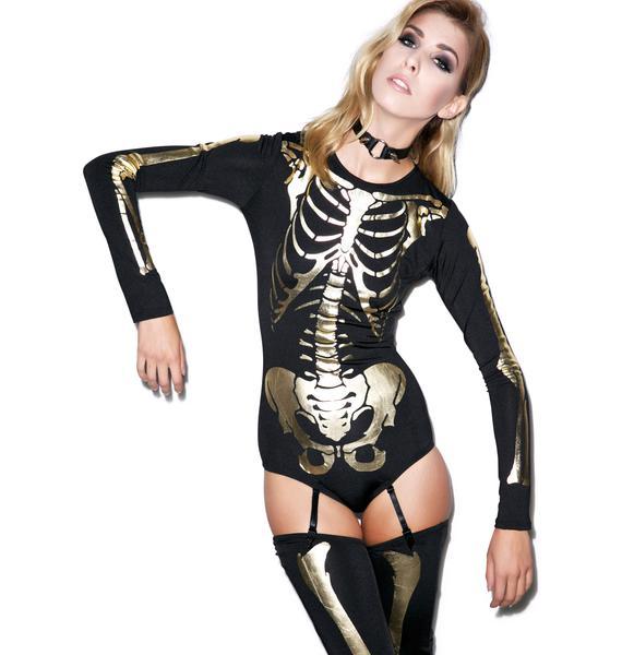 Skin n' Bones Costume