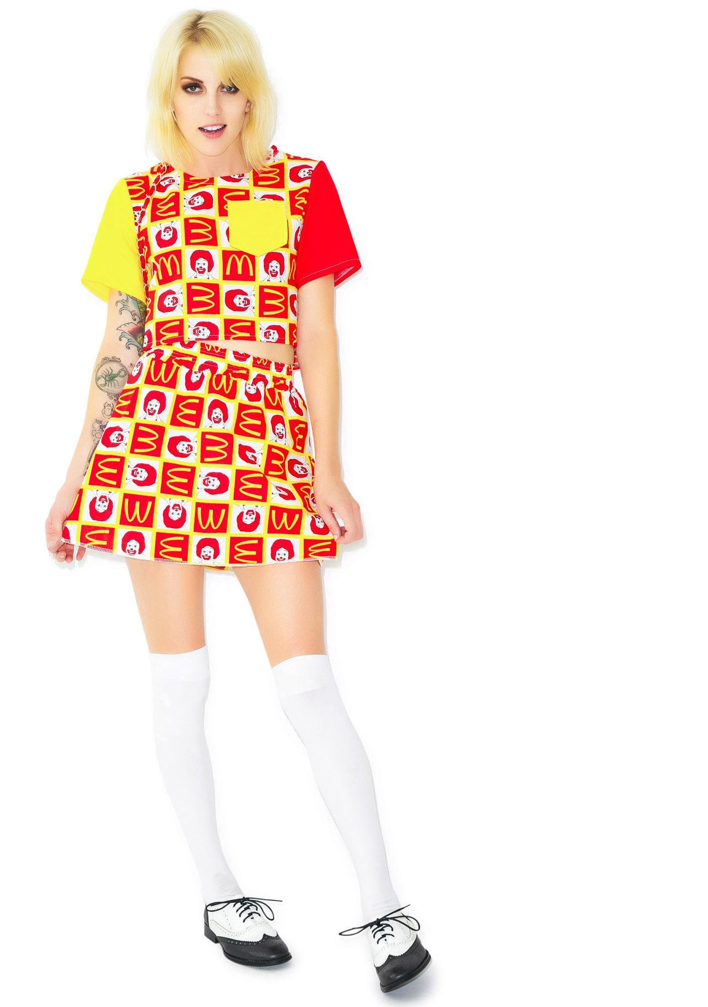 McD Skirt