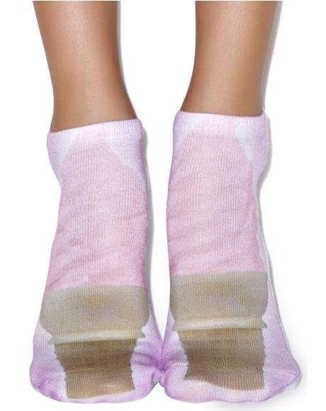 Soft Served Ankle Socks