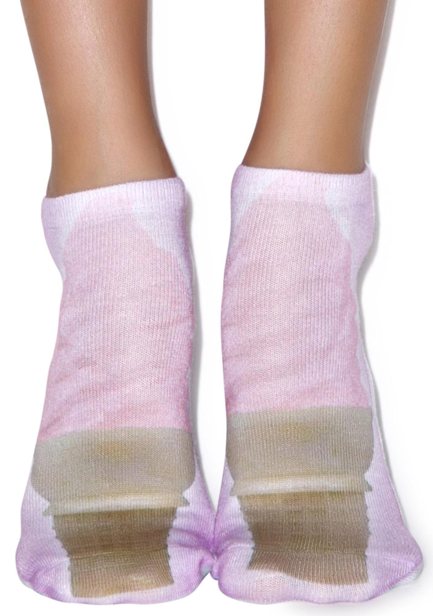 Soft Served Ankle Socks