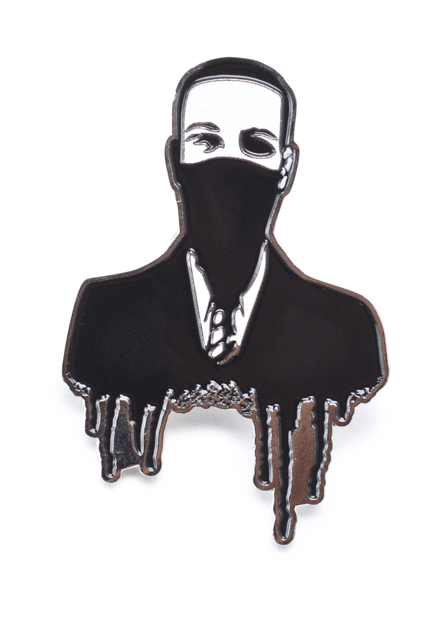 ABCNT Corporate Ransom Pin