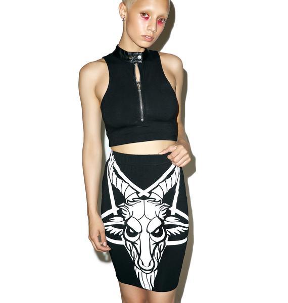 Killstar Killing It Skirt