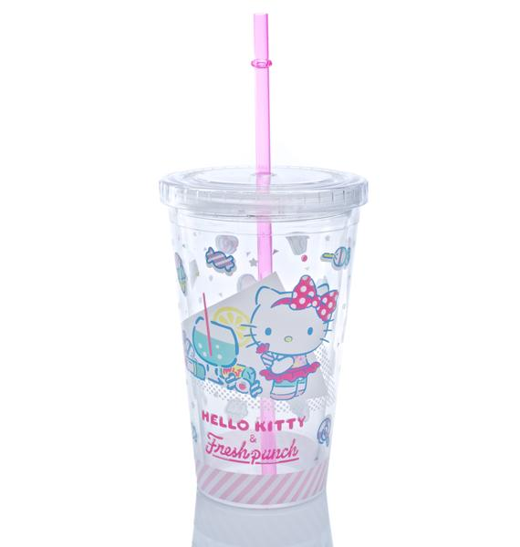 Sanrio Hello Kitty Fresh Punch Tumbler