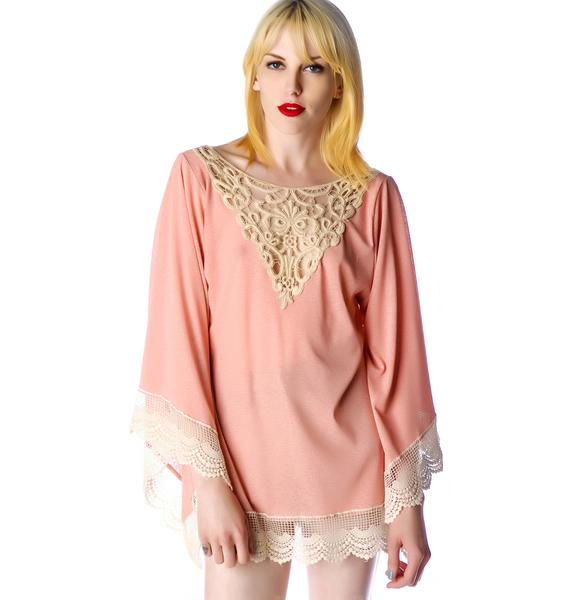 Under The Table Free Spirit Tunic