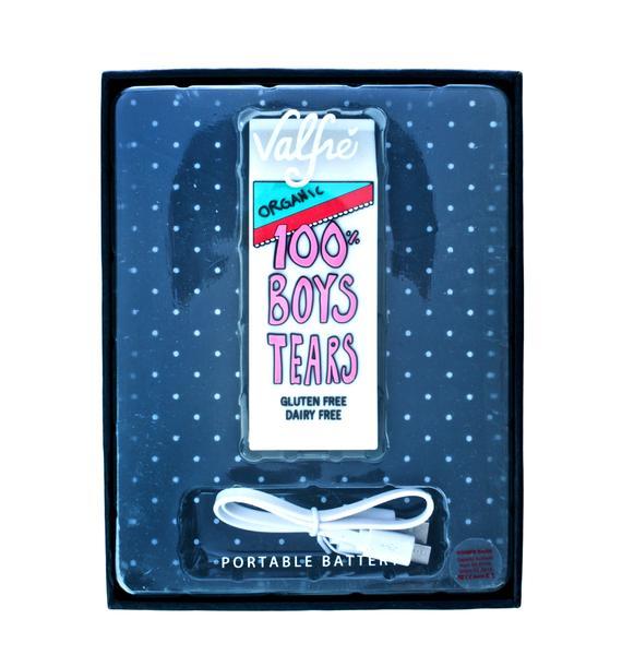 Valfré Boys Tears Portable Battery