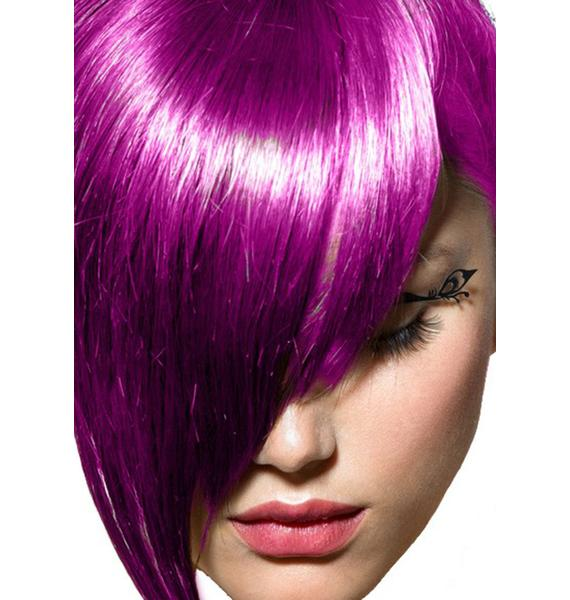 how to get pink dye out your hair