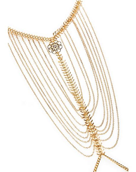Angel Falls Body Chain