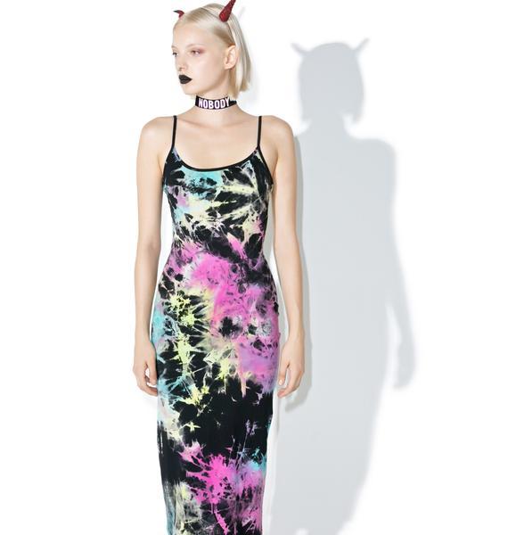 Killstar Woodstock Witches Maxi Dress