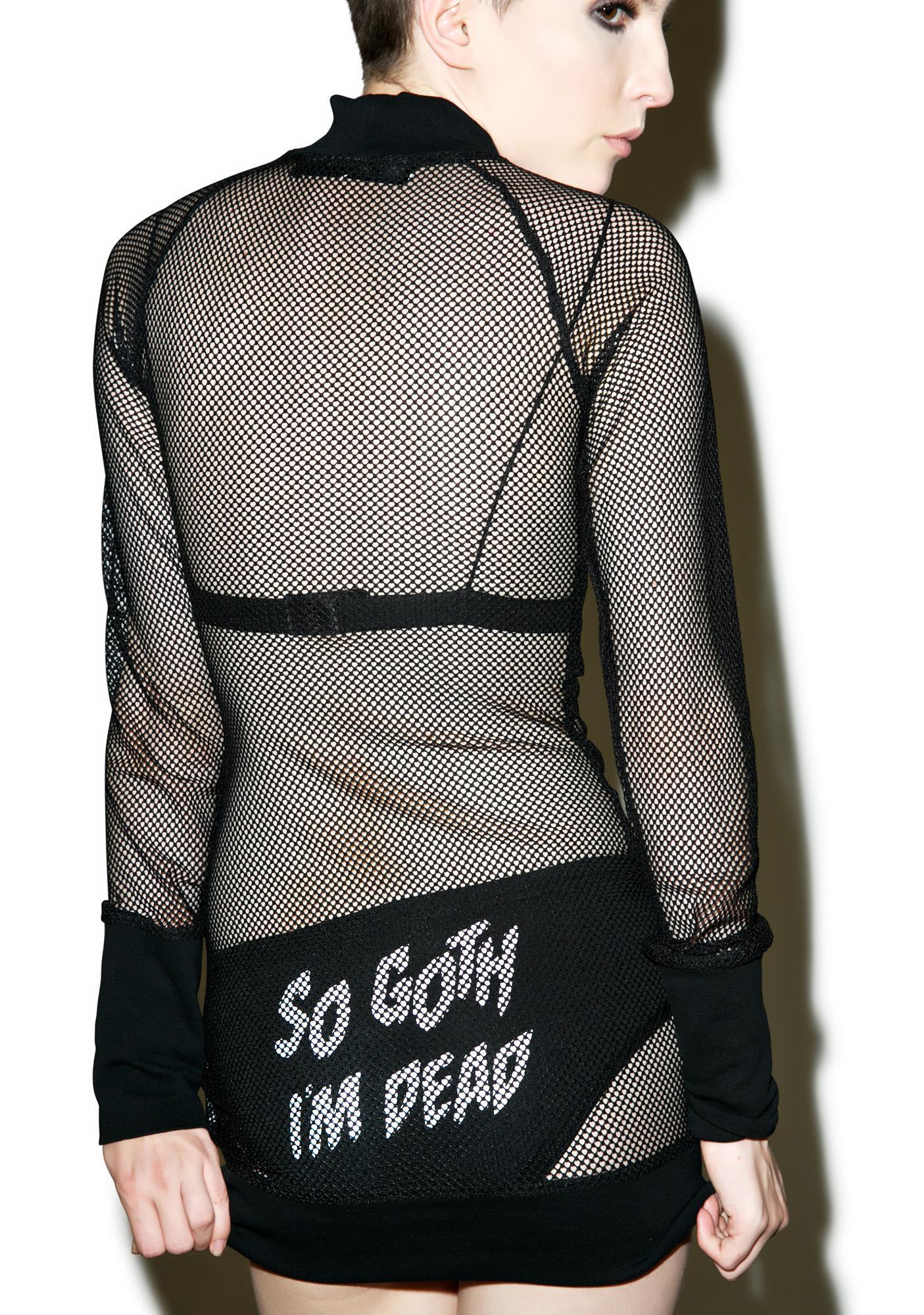 Goth Panties 10