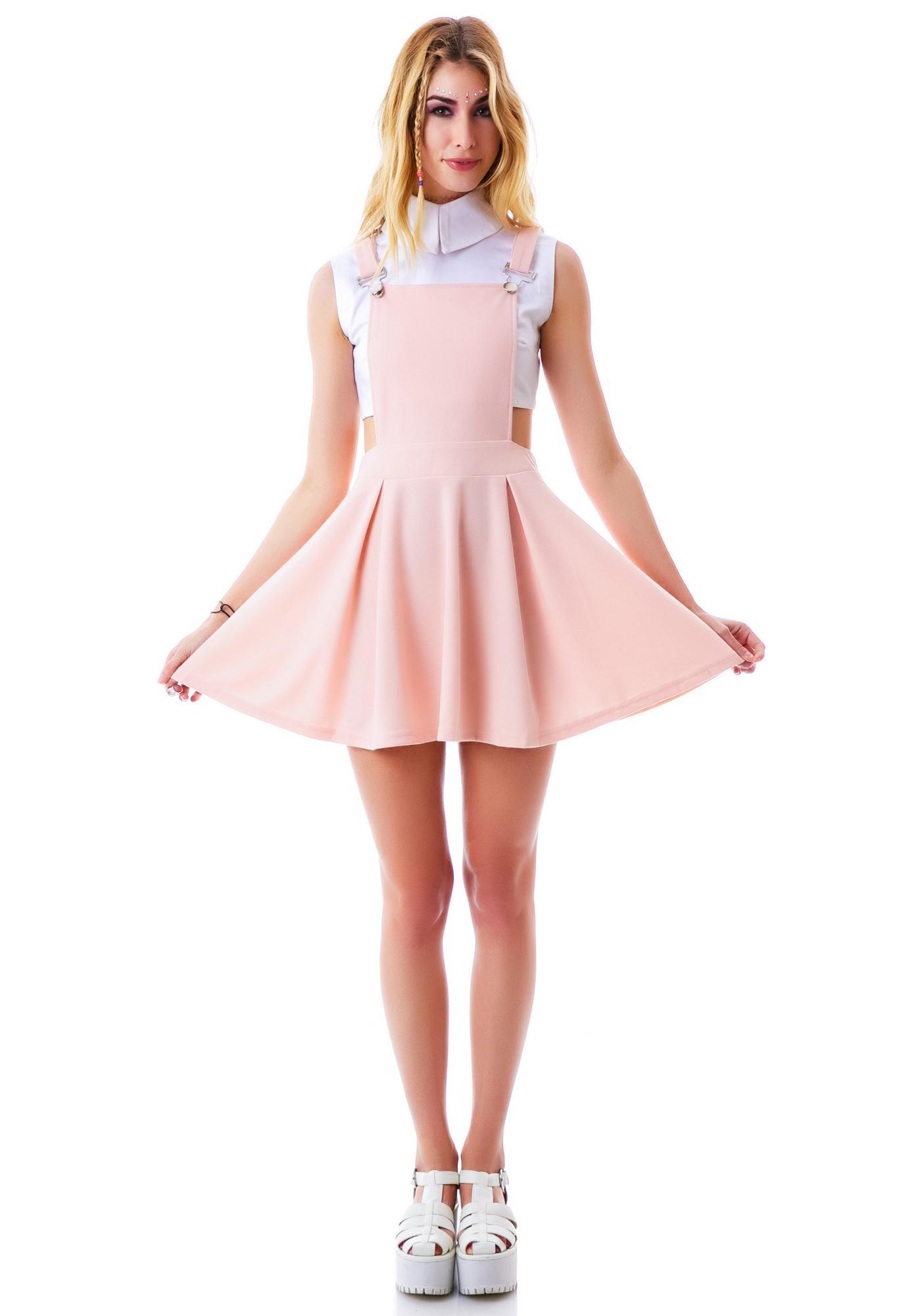 Good Girl Vs Bad Girl Makeup Good: Good Girl Suspender Dress