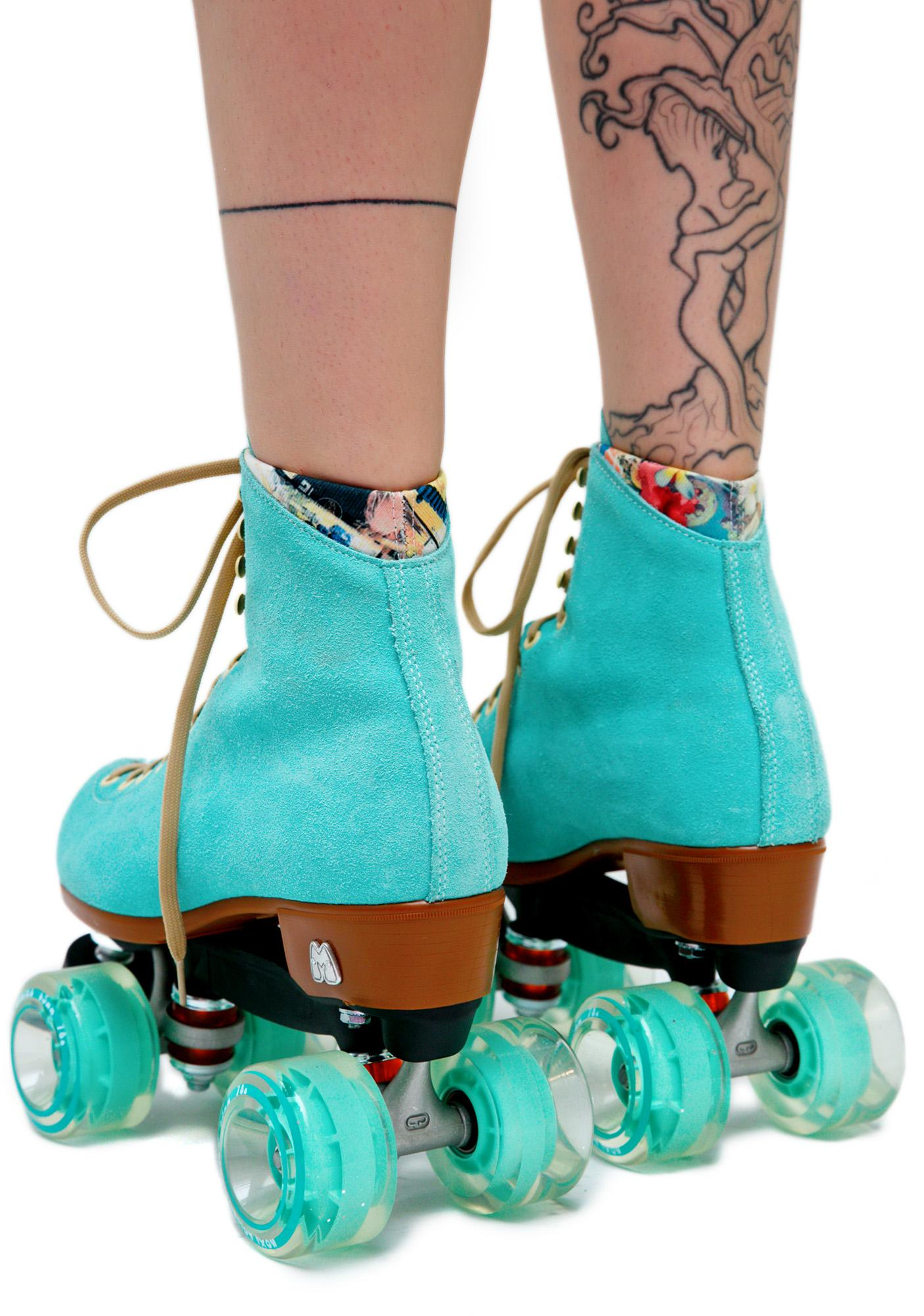50313ec800a Moxi Roller Skates. Beauties! I could easily have as big a