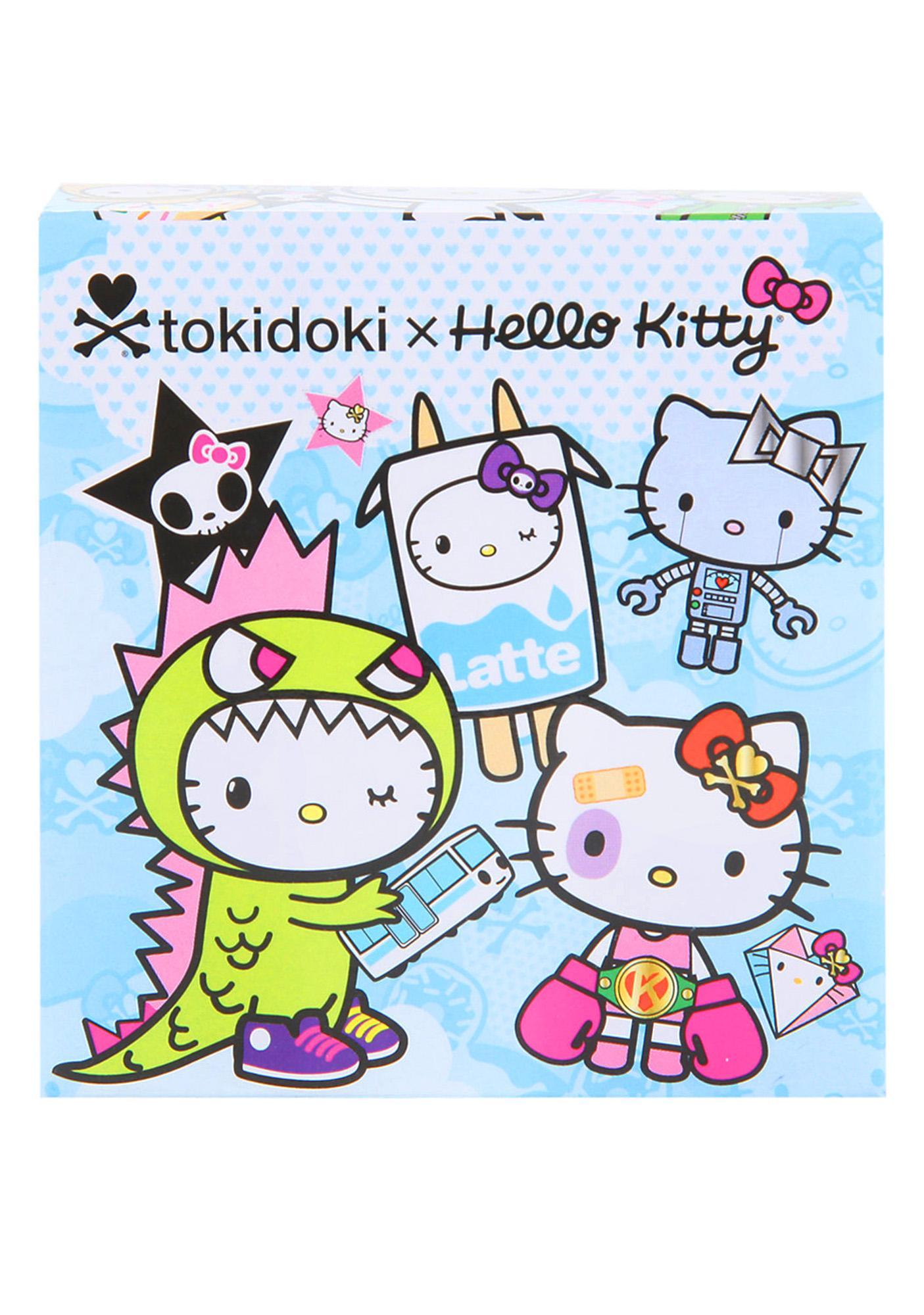 Tokidoki X Hello Kitty Blind Box Dolls Kill