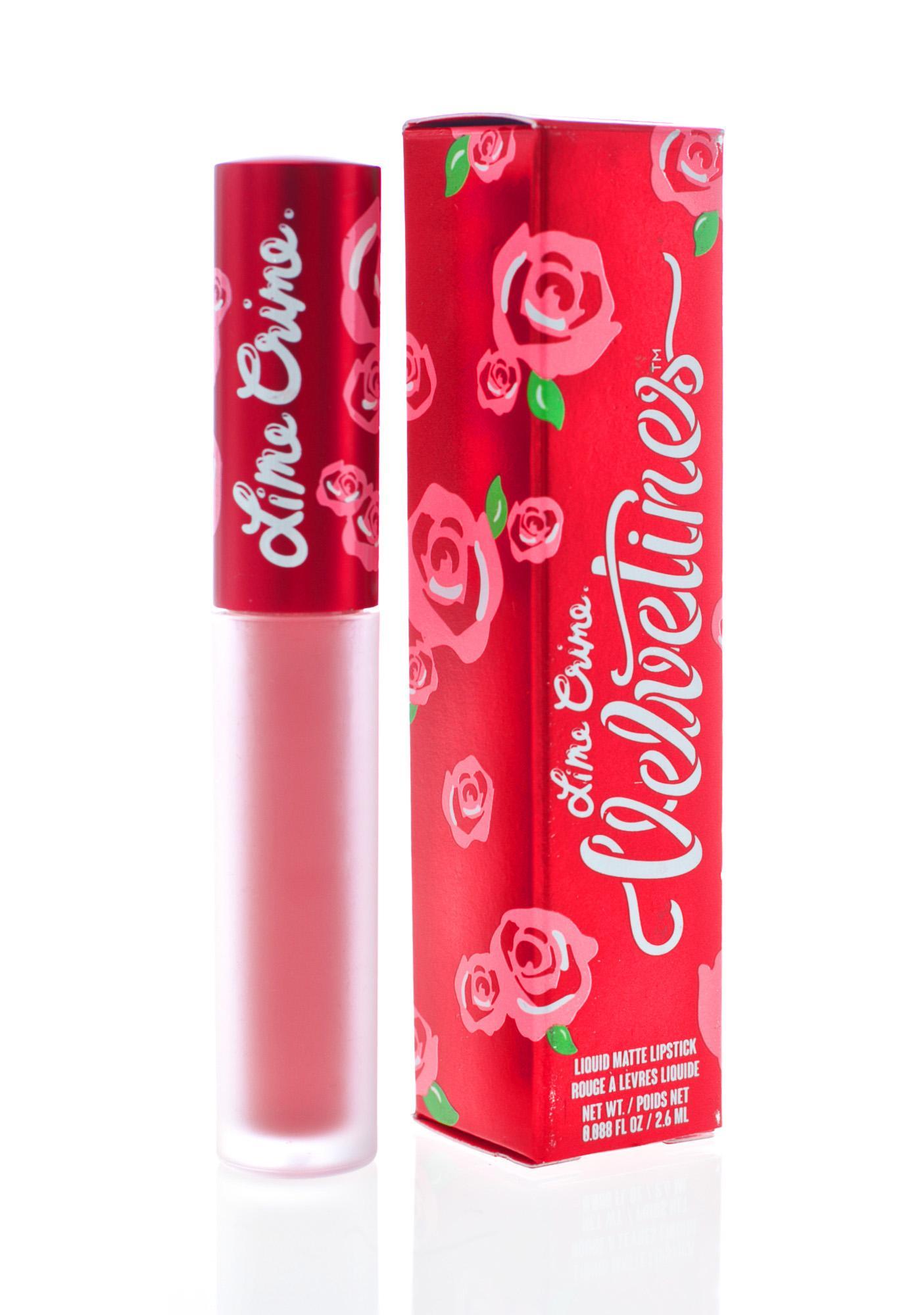 Lime Crime Lulu Velvetine Liquid Lipstick: Lime Crime Cupid Velvetine Liquid Lipstick