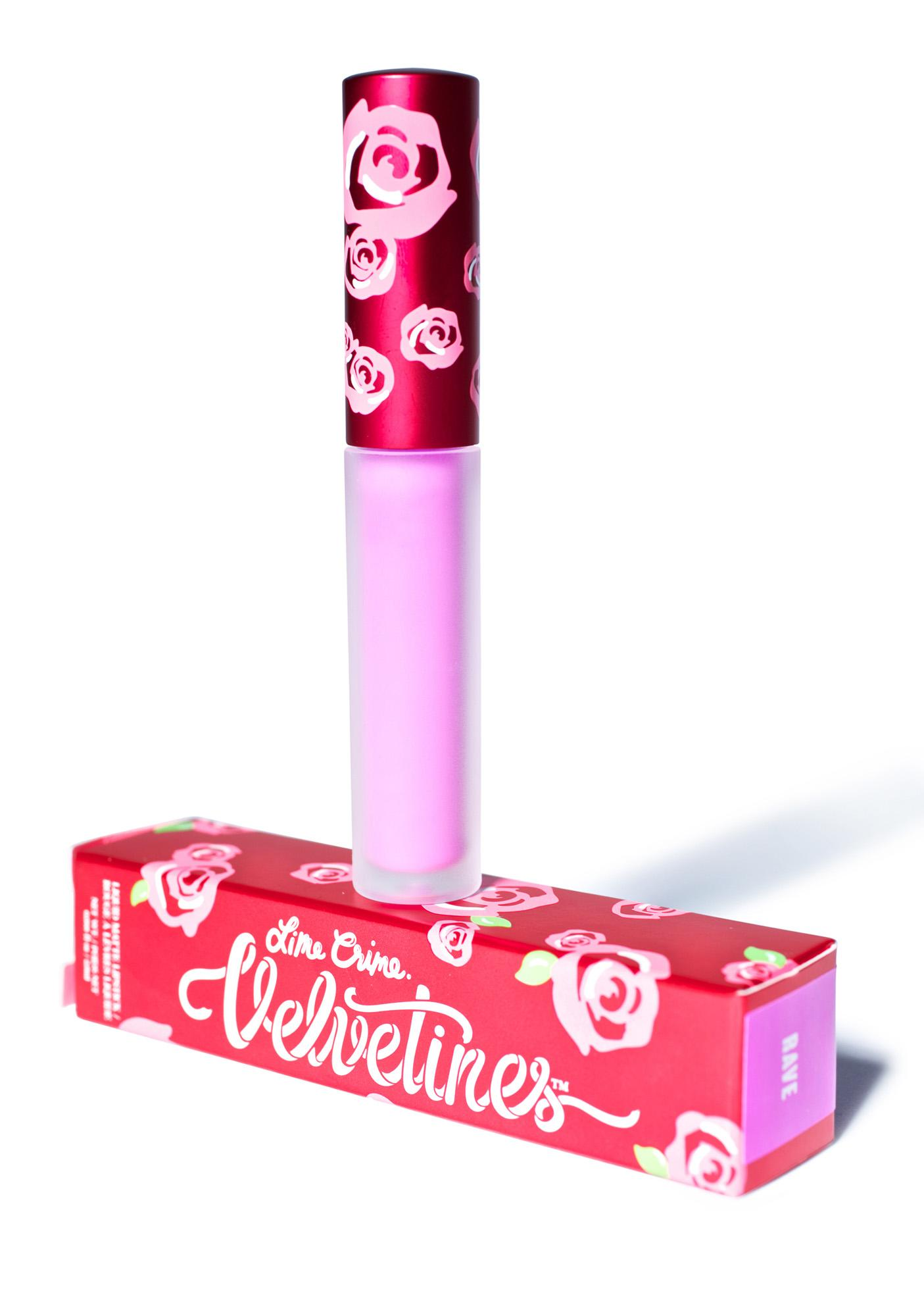 Lime Crime Cupid Velvetine Liquid Lipstick: Lime Crime Rave Velvetine Liquid Lipstick