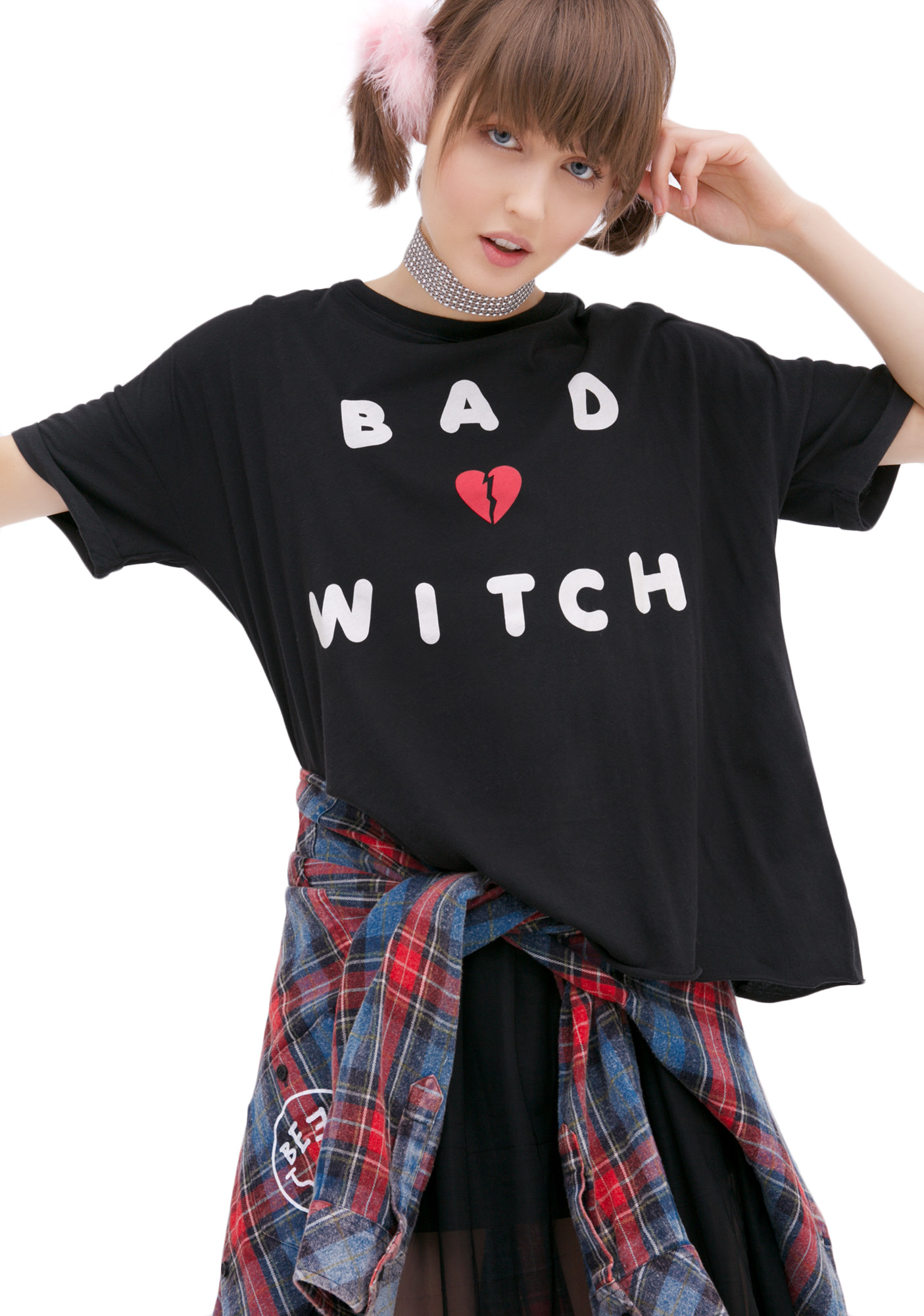 Wildfox Couture Bad Witch Katie's Tee