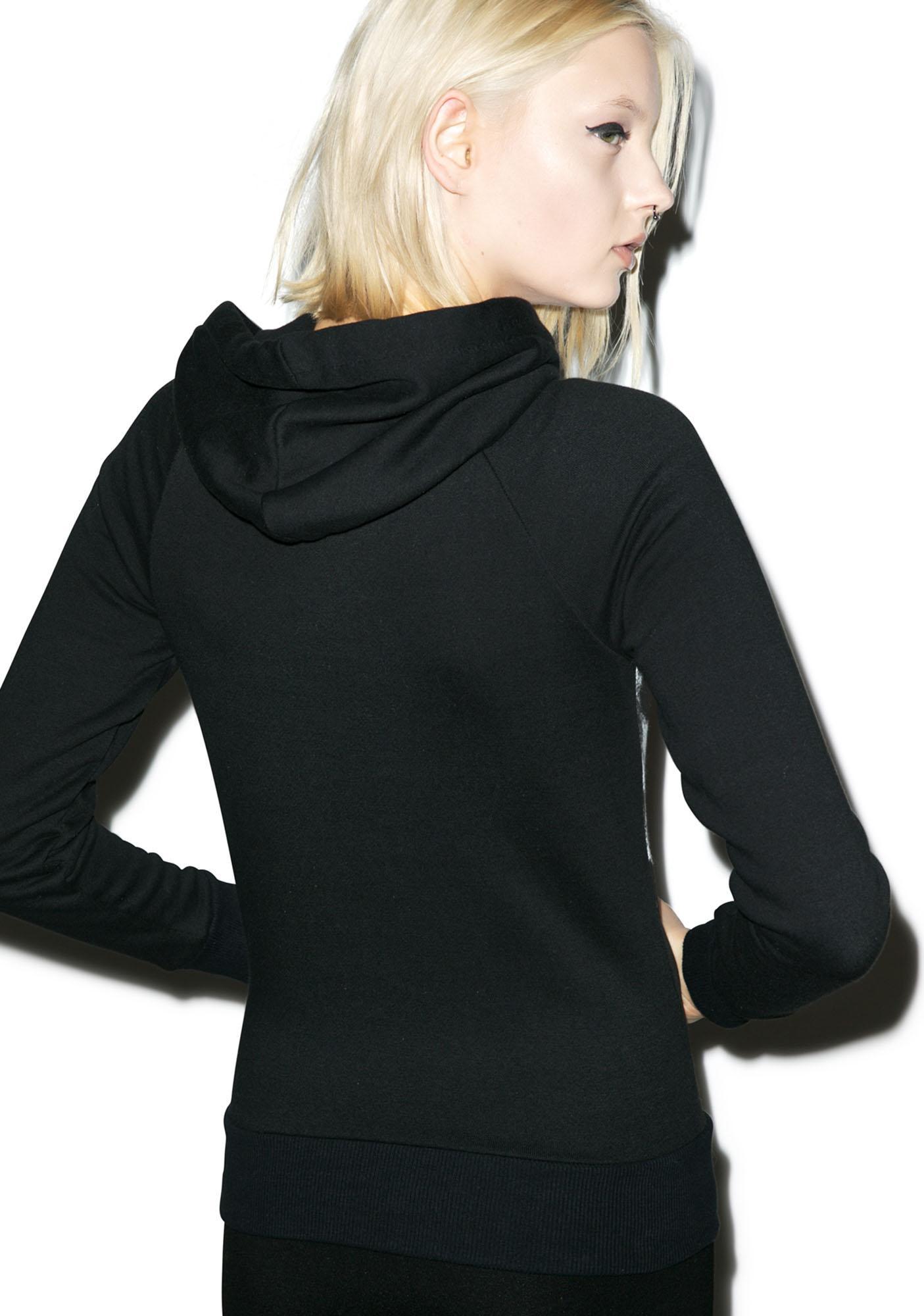 Iron fist hoodie