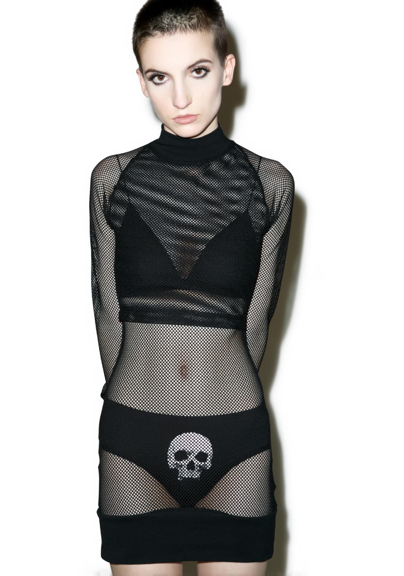 Goth Panties 109